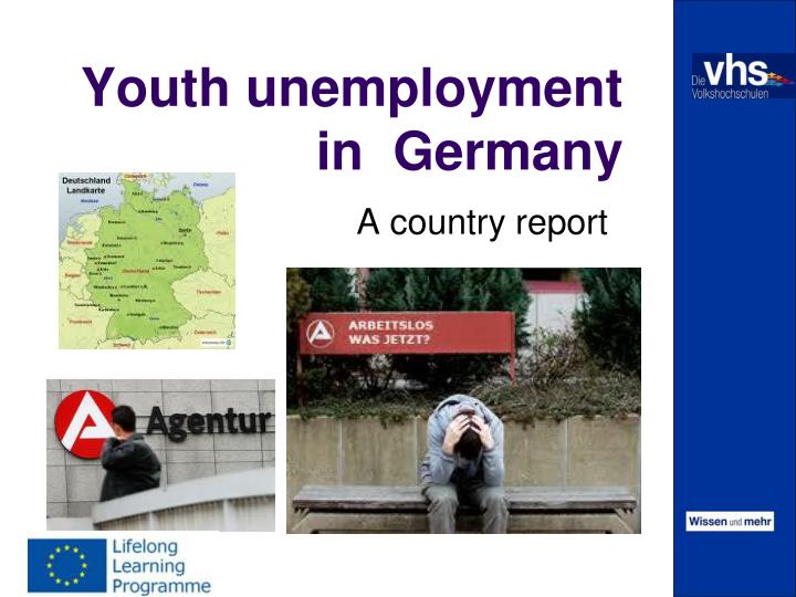 youth unemployment in germany n.