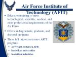 air force institute of technology afit