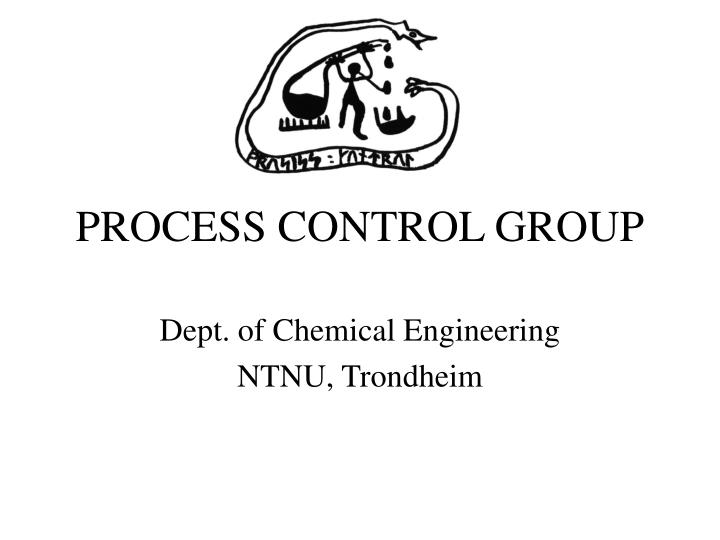 process control group n.