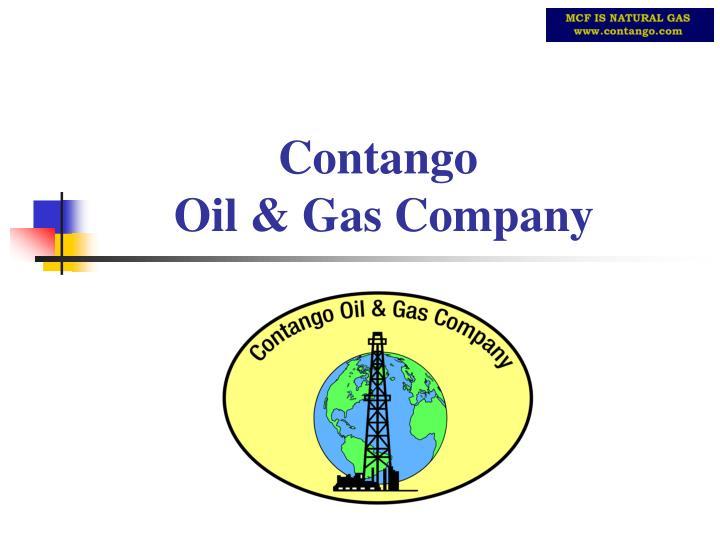 contango oil gas company n.