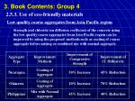 3 book contents group 411