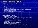 3 book contents group 421