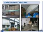 drinks company south asia