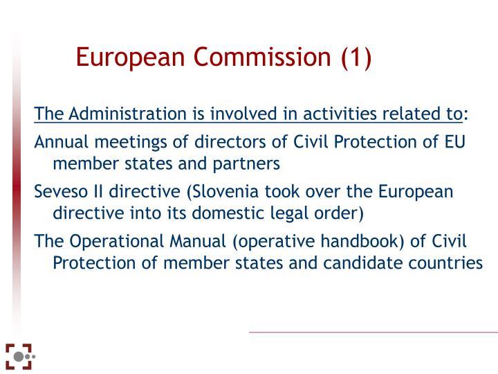 European Commission (1)