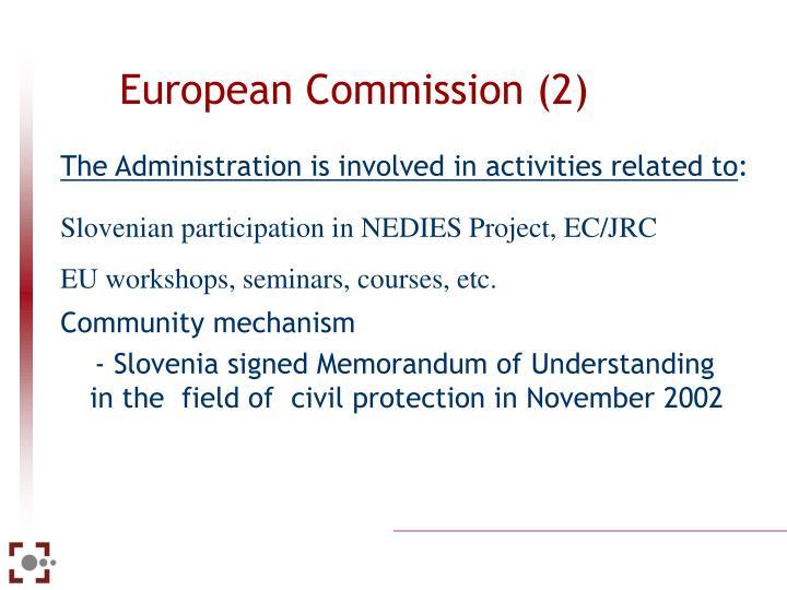 European Commission (2)
