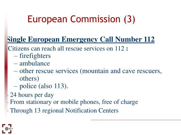 European Commission (3)