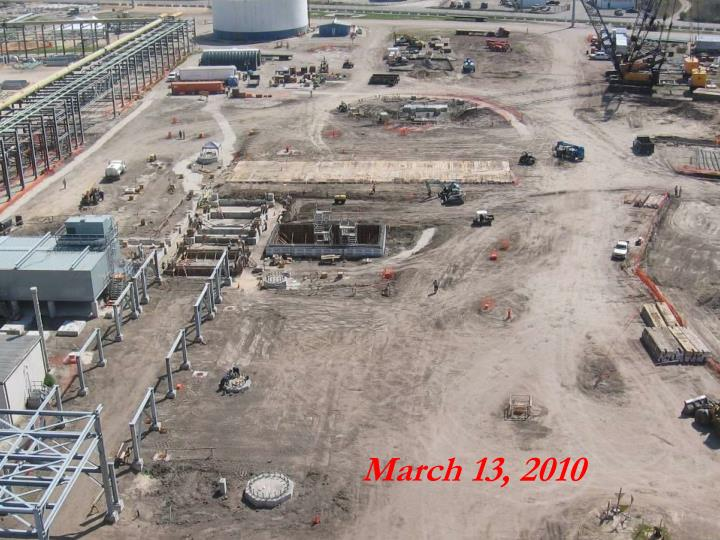 March 13, 2010