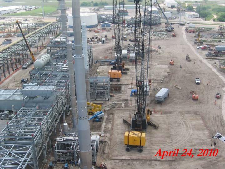 April 24, 2010