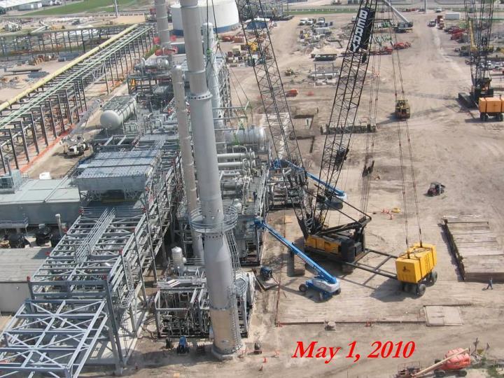 May 1, 2010