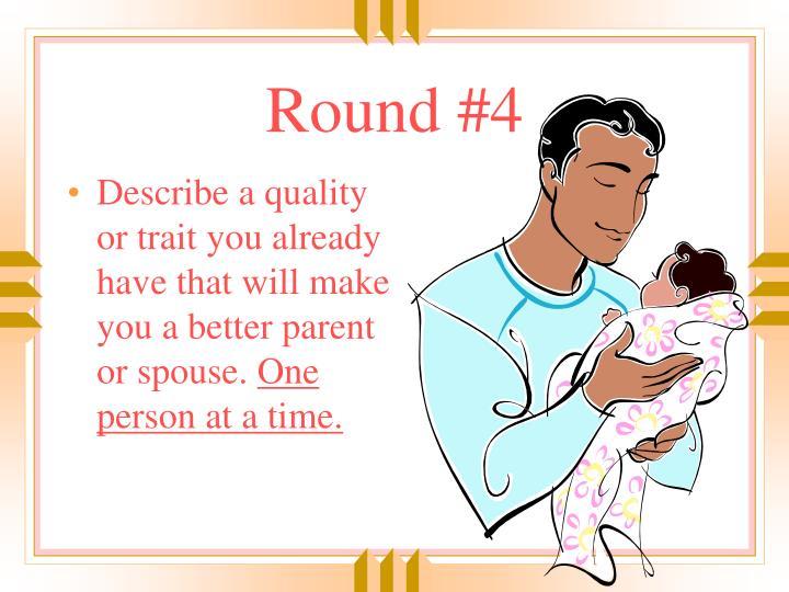 Round #4