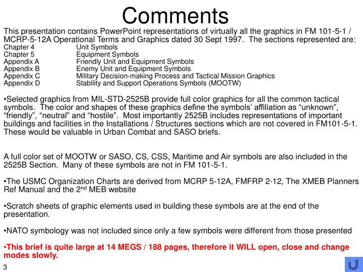 Ppt Briefing Graphics Unit Symbols Wargaming Div Mcwl