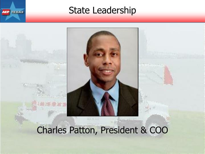 State Leadership