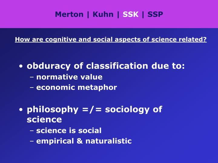 Merton | Kuhn |