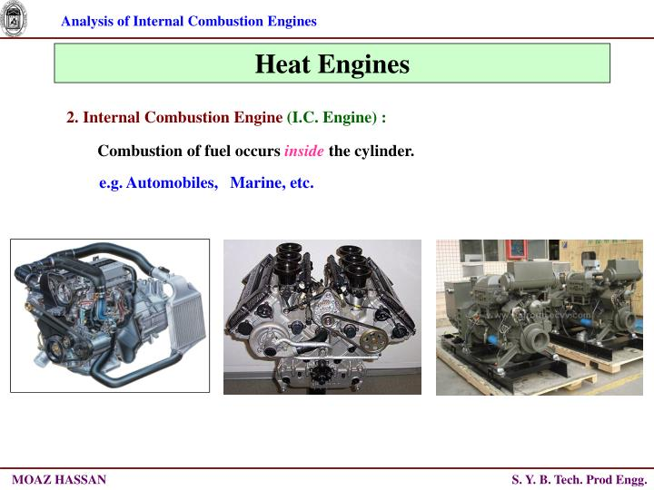 internal combustion engines and its effect on Low temperature combustion - a thermodynamic pathway to high efficiency engines low temperature combustion minimizes the sum of the irreversibilities for work generation from in- cylinder processes since ltc depends on auto- ignition, the methods used to achieve it are dependent on the auto-ignitio.