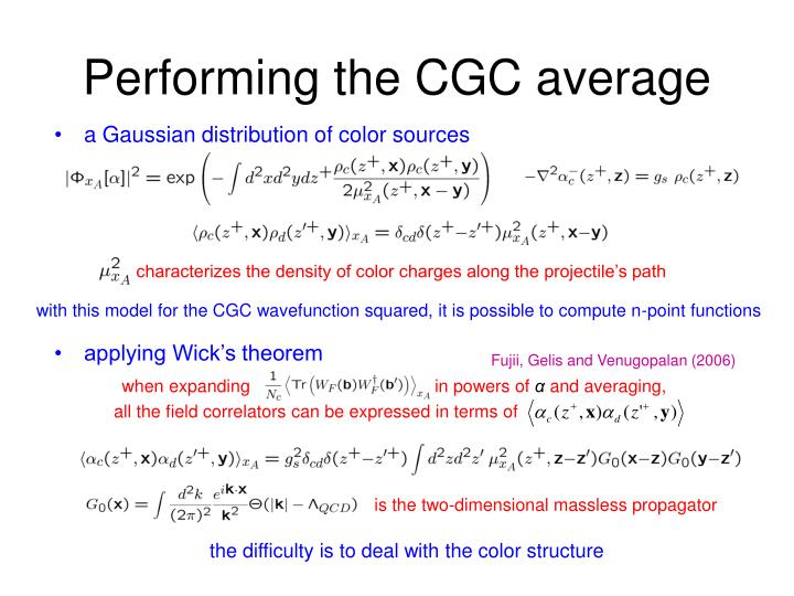 applying Wick's theorem