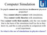computer simulation2