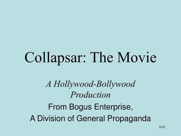 Collapsar: The Movie