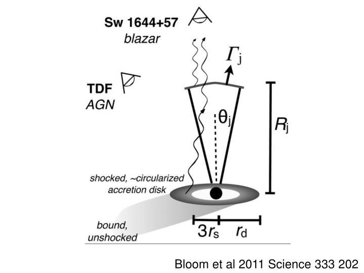 Bloom et al 2011 Science 333 202