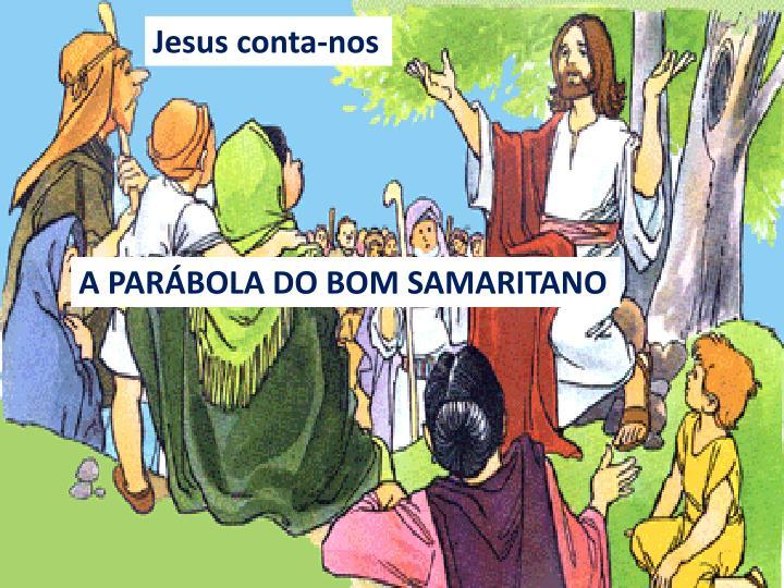 Jesus conta-nos