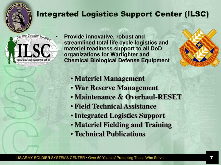 Ppt Us Army Soldier Systems Center Natick Massachusetts