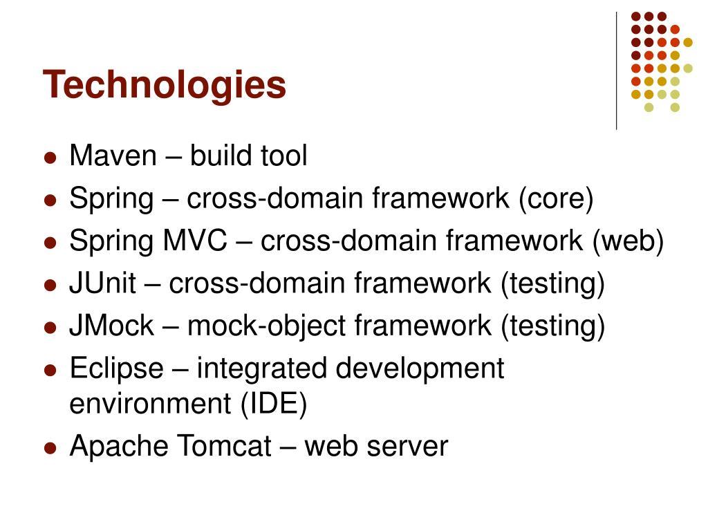 PPT - Test-Driven Service Development Developing robust web