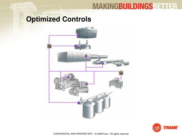 optimized controls n.