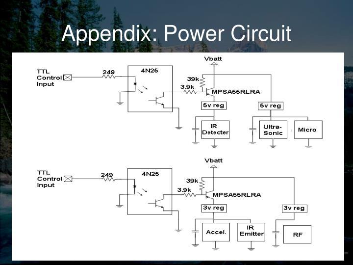 Appendix: Power Circuit