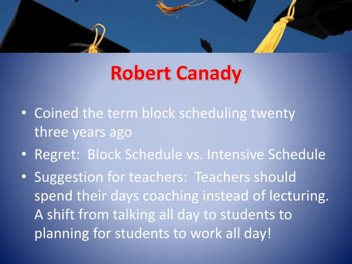 Robert Canady