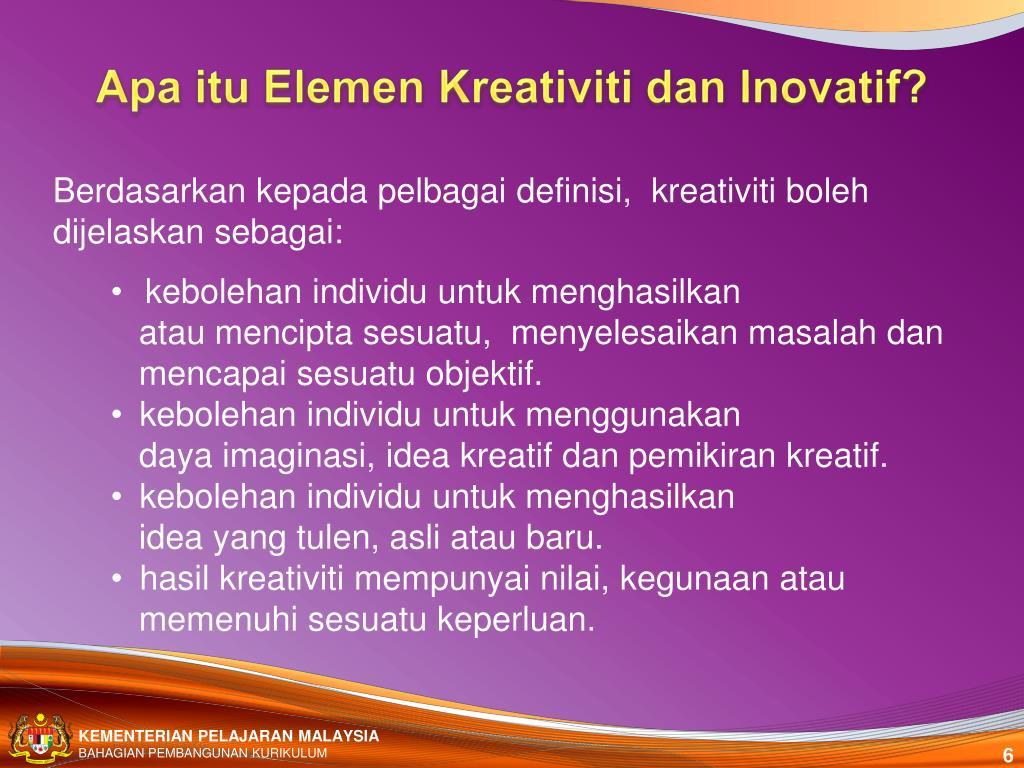 Ppt Elemen Merentas Kurikulum Emk Dalam Kurikulum Standard Sekolah Rendah Kssr Powerpoint Presentation Id 3381799