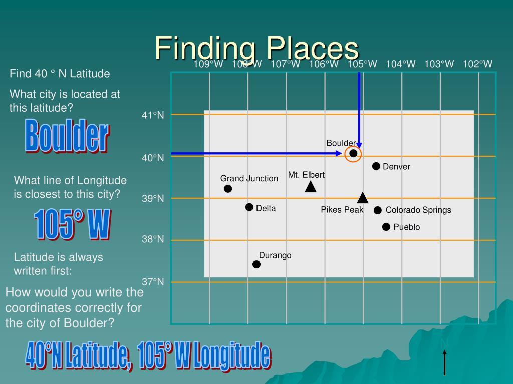 ppt introduction to longitude latitude powerpoint presentation id 3381832 ppt introduction to longitude
