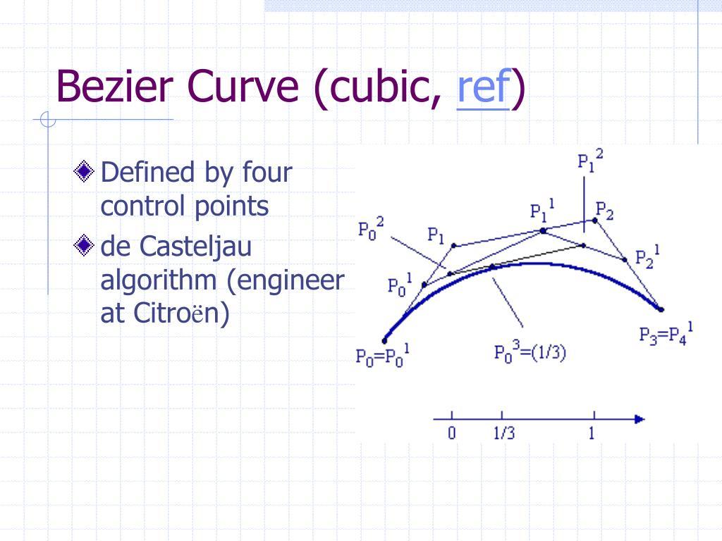 PPT - Parametric Curves PowerPoint Presentation - ID:3381901