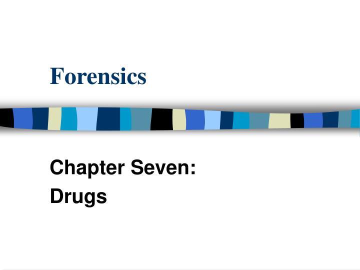 forensics n.