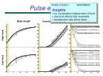 pulse exposure