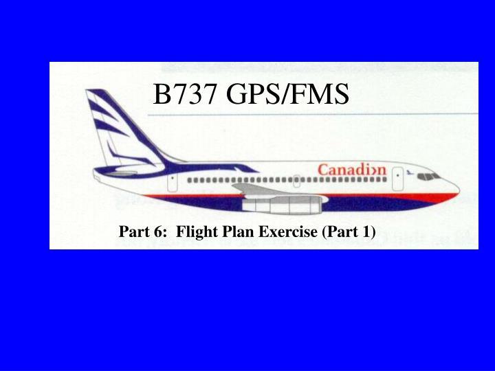 PPT - B737 GPS/FMS PowerPoint Presentation - ID:3383380