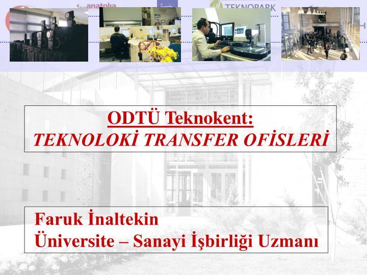 ODTÜ Teknokent: