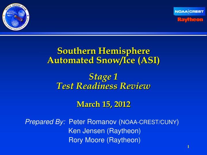 prepared by peter romanov noaa crest cuny ken jensen raytheon rory moore raytheon n.
