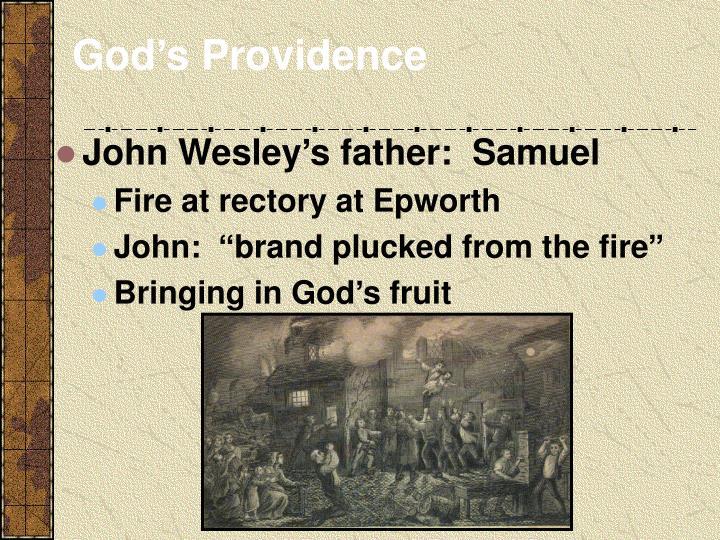 God s providence1