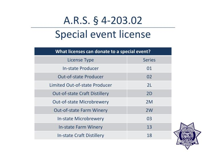 A.R.S. §