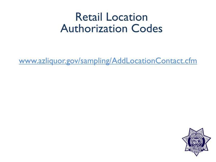 www.azliquor.gov/sampling/AddLocationContact.cfm