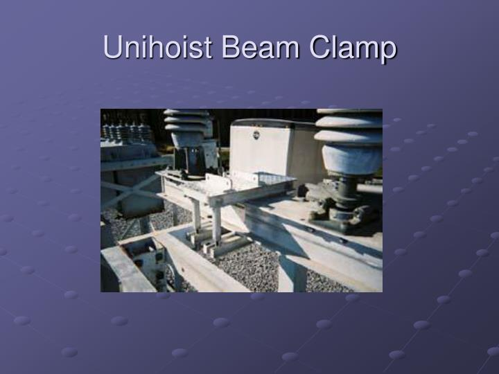 Unihoist Beam Clamp