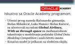 iskustvo sa oracle academy programom1