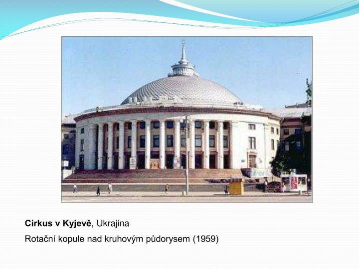 Cirkus v Kyjevě