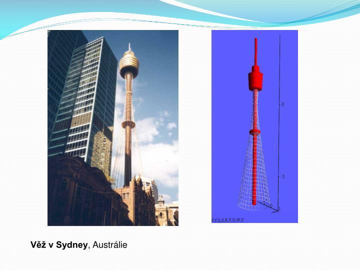 Věž v Sydney
