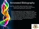 annotated bibliography4