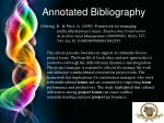 annotated bibliography6