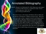 annotated bibliography8