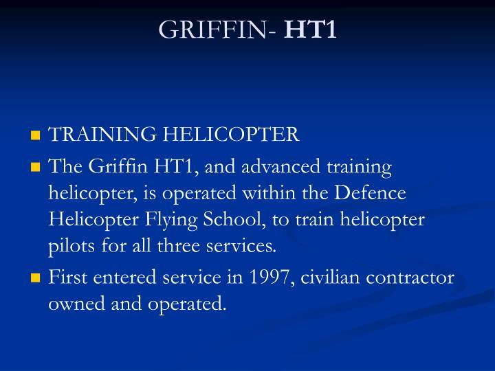 GRIFFIN-