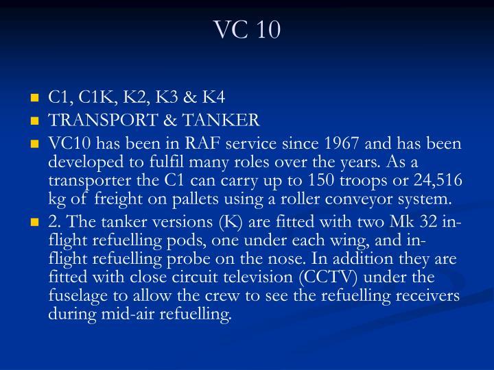 VC 10