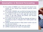 assumption in demand forecasting2