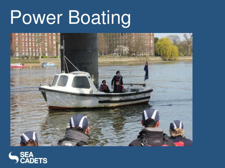Power Boating